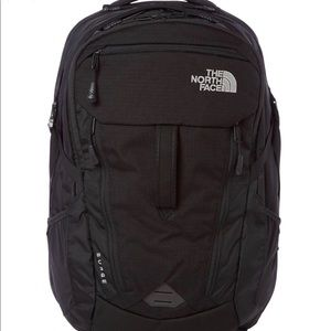 🆕The North Face Surge Backpack Black